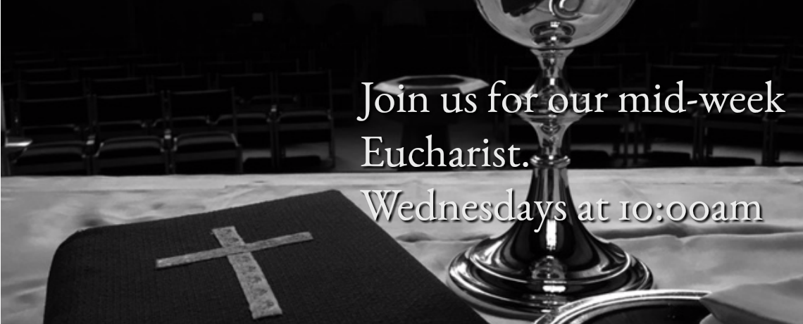 Wednesday Eucharist