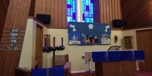 Wednesday Eucharist