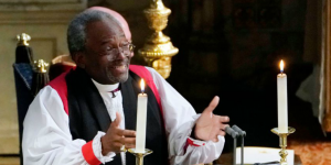Episcopal Bishop Rocked the Royal Wedding
