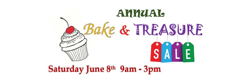 Annual Bake & Treasure Sale